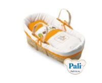 Корзина Pali Moses Basket Smart Bosco белая (white)